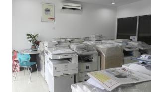 Cho thuê máy photocopy Ricoh giá rẻ chất lượng tận nơi