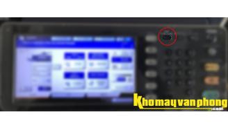 Hướng dẫn cài đặt, xem địa chỉ Ip của máy photocopy Toshiba để cài đặt in, scan