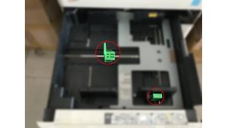 Hướng dẫn thay đổi khổ giấy trên các dòng máy photocopy TOSHIBA