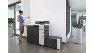 Vì sao nên chọn máy photocopy Toshiba trong kinh doanh?
