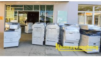Làm thế nào để nhận biết máy photocopy chính hãng?