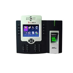 Máy chấm công vân tay và thẻ ZKTeco Iclock880-H