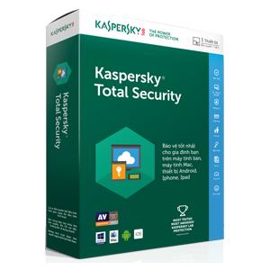 Phần mềm diệt virus Kaspersky 2017