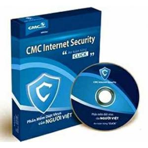 Phần mềm diệt virus CMC Antivirus