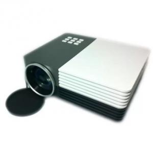 Máy chiếu mini LED GM50 (Đen phối trắng)