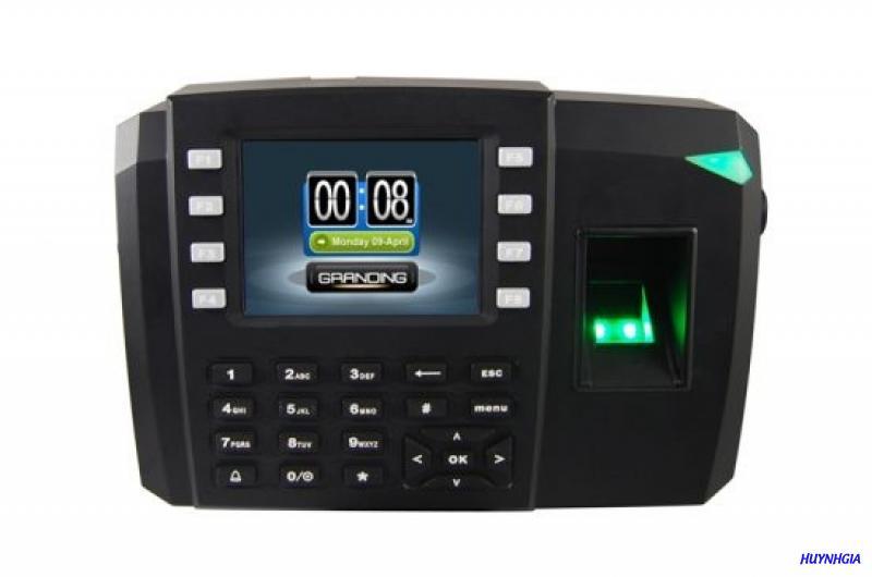Máy chấm công vân tay và thẻ TFT 600
