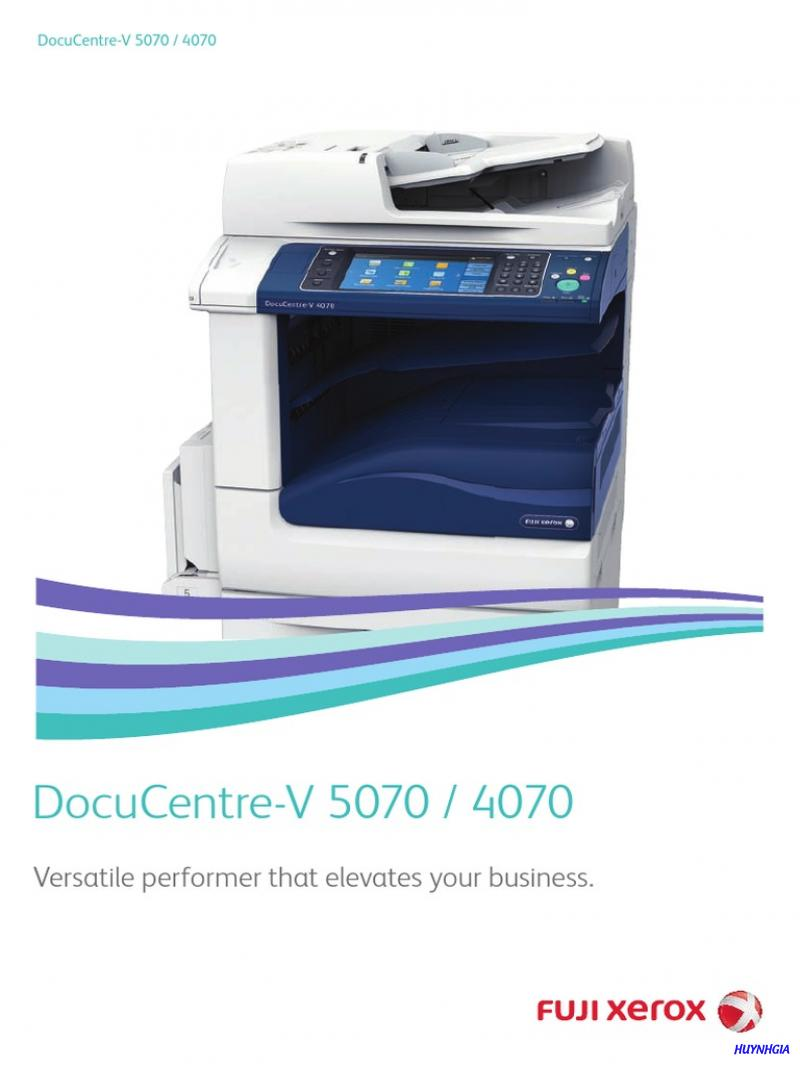 Máy Photo Xerox DocuCentre V5070