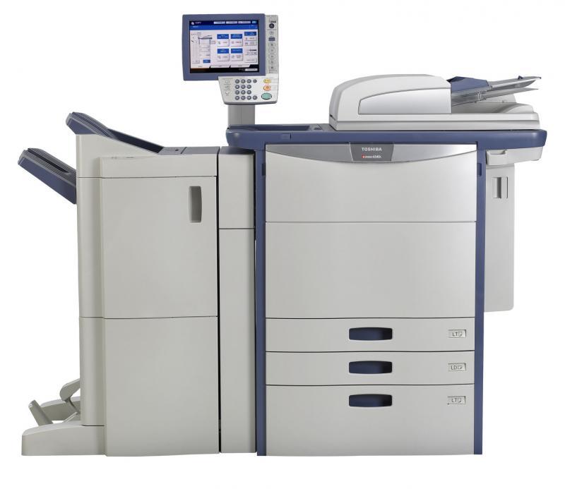 Máy photocopy màu Toshiba 6540C