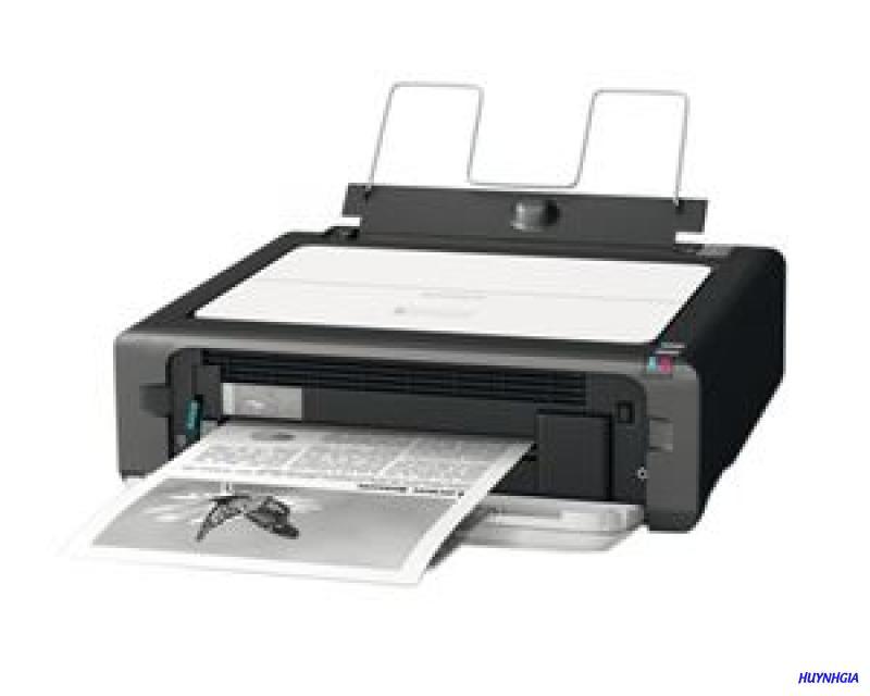 Máy in laser Ricoh SP112 - máy in laser không kẹt giấy