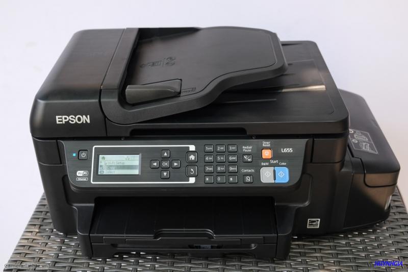Máy in Epson L655