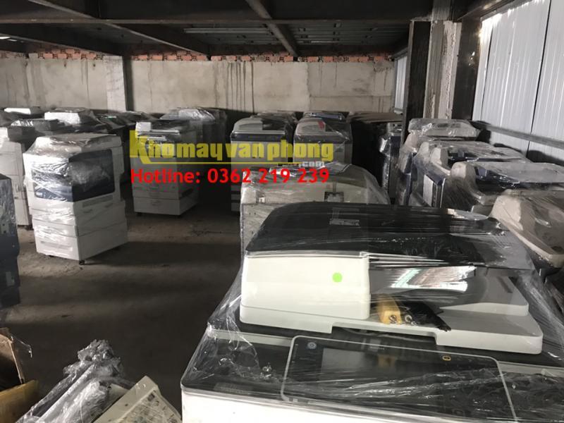 Cho thuê máy photocopy chỉ từ 599k, không chi phí phát sinh