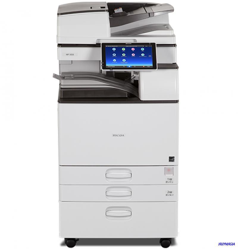 Máy Photocopy Ricoh 3055