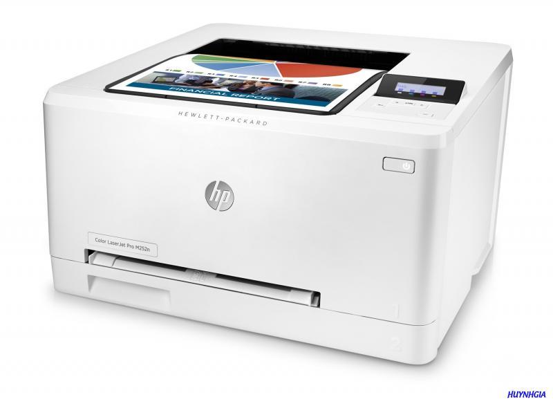 Máy in HP LaserJet Pro M252N-B4A21A